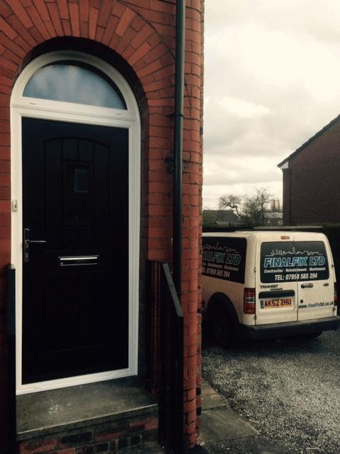new front door hyde tameside