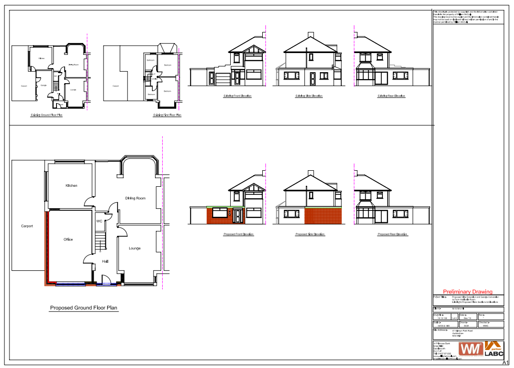 house extension plans audenshaw